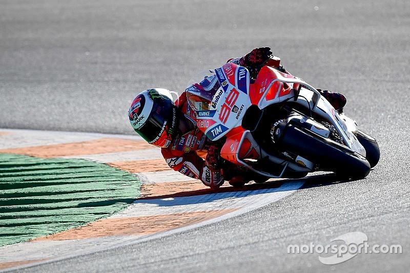 Fotogallery: le qualifiche del GP di Valencia di MotoGP