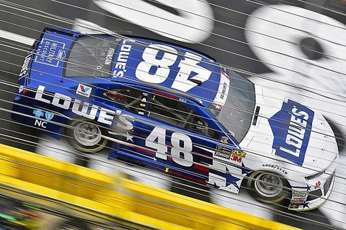 "Jimmie Johnson: Top-five ""feels good, but damn, I want to win"""