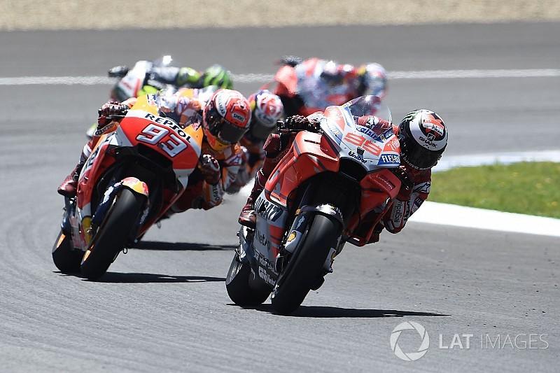 """Lorenzo: """"El objetivo en Le Mans es ser competitivos desde el viernes"""""""