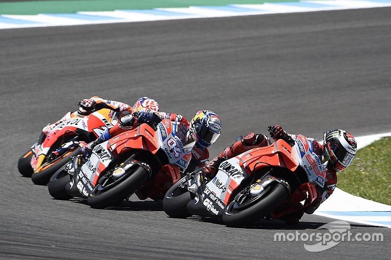 Hoe laat begint de MotoGP Grand Prix van Spanje?