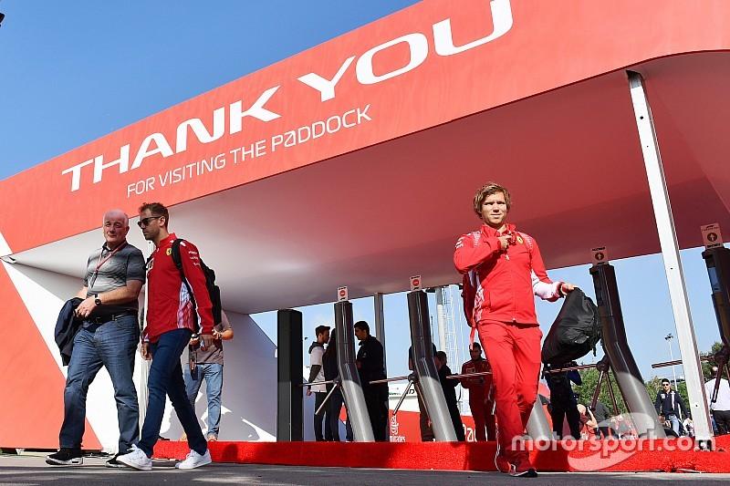 Hülkenberg szerint Vettel a favorit idén
