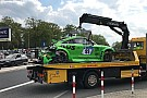 Endurance 24h Nurburgring, Video: brutto incidente nella Q2 per Speich