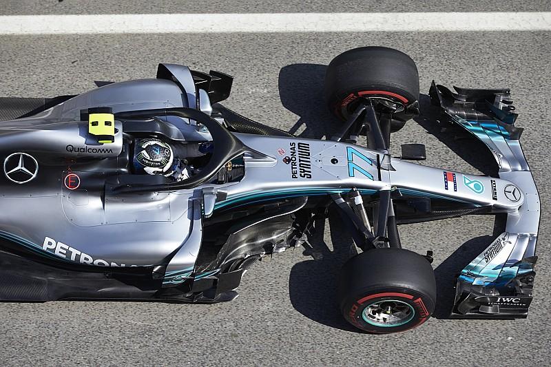 """Bottas: Mercedes """"claramente no es favorito para el GP de Francia"""""""