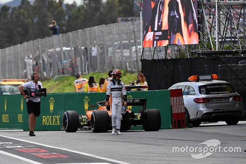 Vandoorne nullázott, a McLaren végül is elégedett