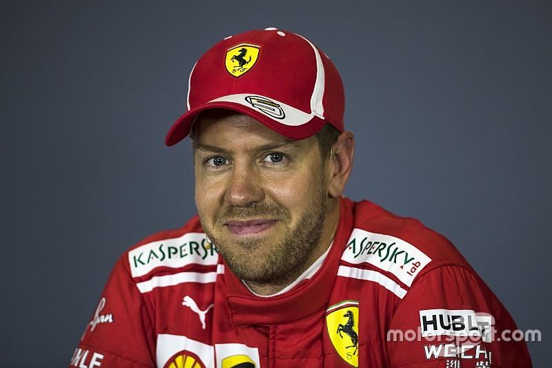 """Vettel: """"Domani sarà una gara molto serrata, come le ultime due"""""""