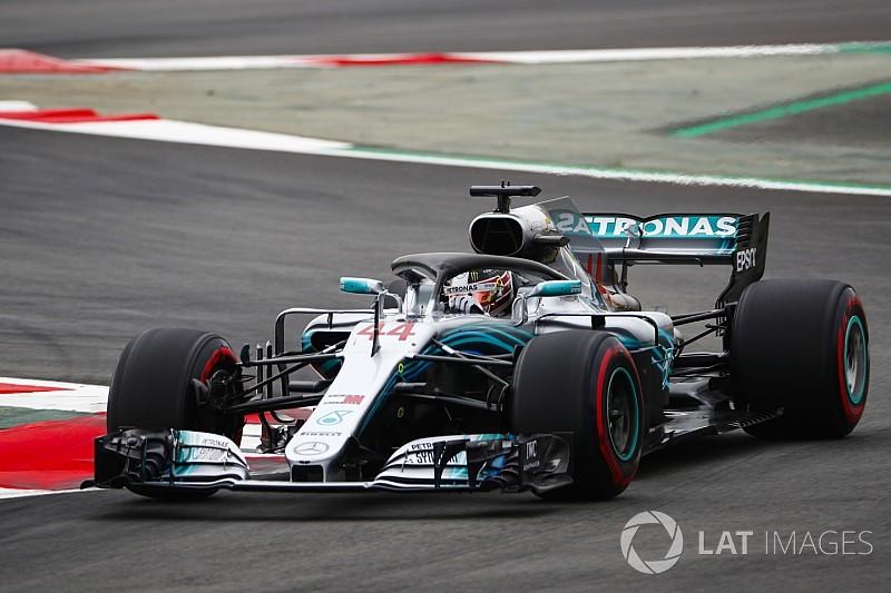 """Hamilton blij: """"Deze pole-position is zeker belangrijk"""""""