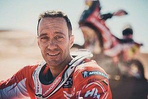 Gerard Farrés cuelga el casco