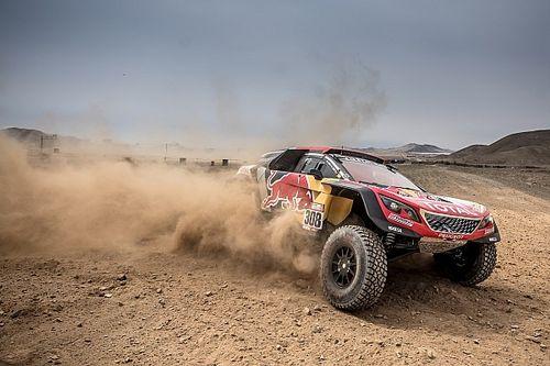 Látványos fotók érkeztek a 2018-as Dakar első szakaszáról