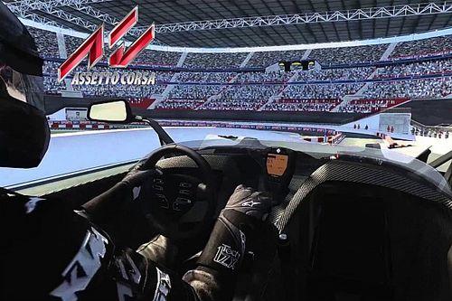 Rudy van Buren neemt het op tegen autosporttoppers in Race Of Champions