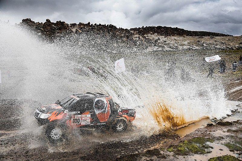 La neuvième spéciale du Dakar, prévue lundi, annulée