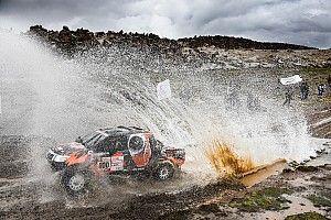 Dakar cancela estágio Tupiza/Salta de segunda-feira