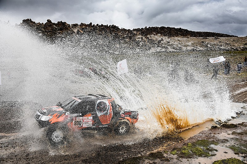Dakar cancels Monday's Tupiza - Salta stage