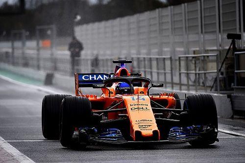 In beeld: De mooiste foto's van de derde F1-testdag