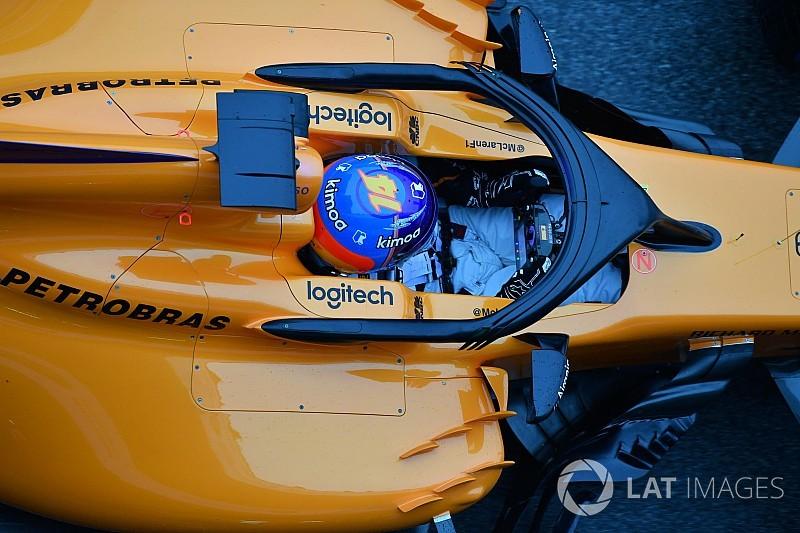 Video: Fernando Alonso y su McLaren