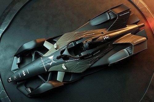 VIDEO: el nuevo monoplaza DS Virgin Racing