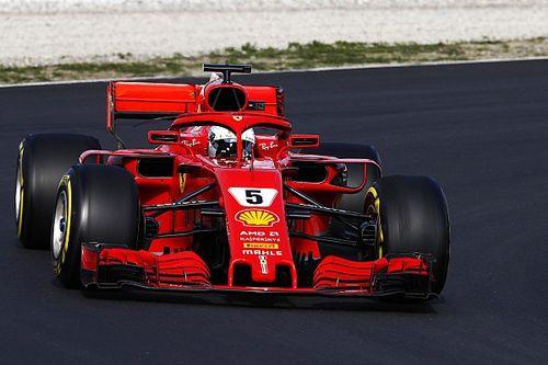 Ferrari non teme il freddo: la seconda SF71H gira al banco dinamico!