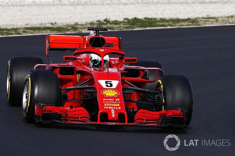 Ferrari no teme del frío y prueba un segundo SF71H en Maranello