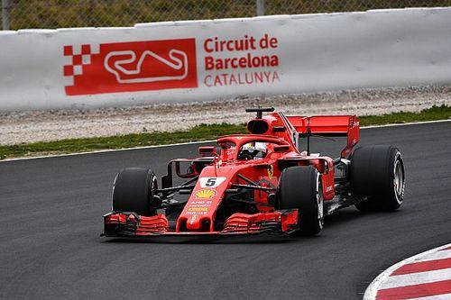 Vettel: Hava şartlarına rağmen kötü bir gün değildi