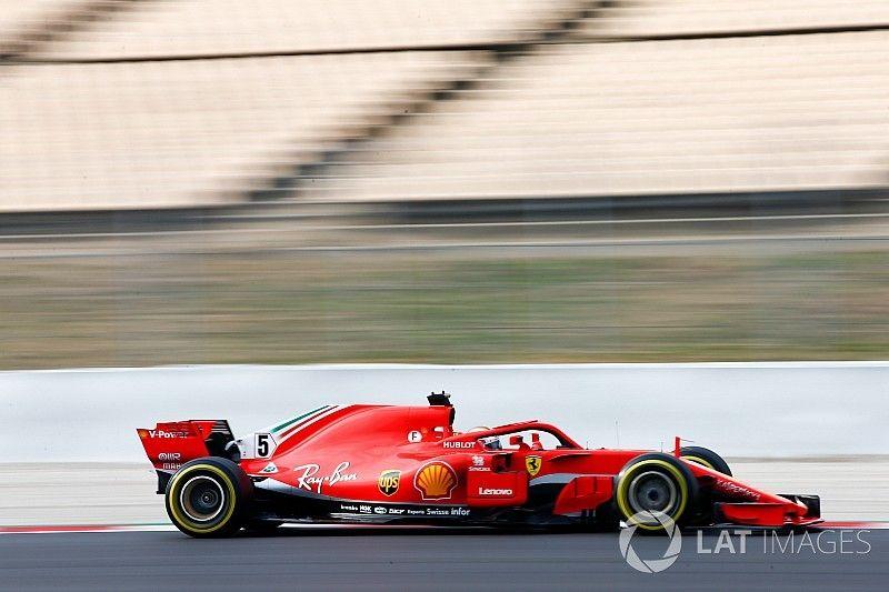 VIDEO: el segundo día de la F1 en Barcelona