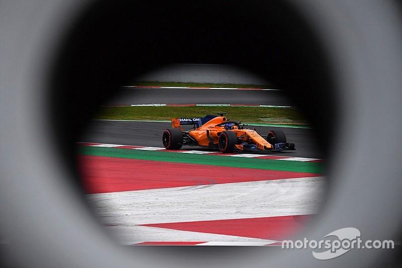 Las fechas de la pretemporada 2019 de la F1 en Montmeló