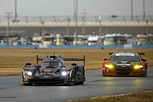 IMSA Crónica de Carrera Action Express manda a cuatro horas del final en Daytona
