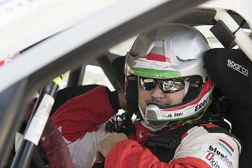 Tibor Érdi Jr pronto a difendere il suo titolo ERC2