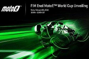 VIDEO: Teaser peluncuran MotoE World Cup