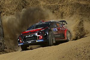WRC Важливі новини Citroen попросила Льоба розширити свою програму у WRC
