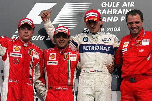 11 éve történt: Raikkönen megszerzi 50. dobogóját, Kubica pedig máig egyetlen pole-ját