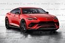 Автомобілі Lamborghini готує чотиридверний седан?
