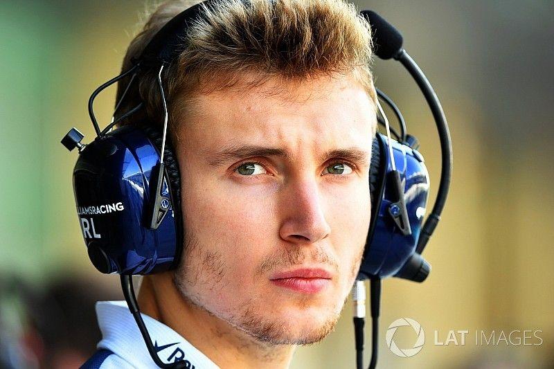 Williams se decanta por Sirotkin en lugar de Kubica