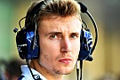 Formule 1 Sirotkin désormais favori pour le baquet Williams 2018