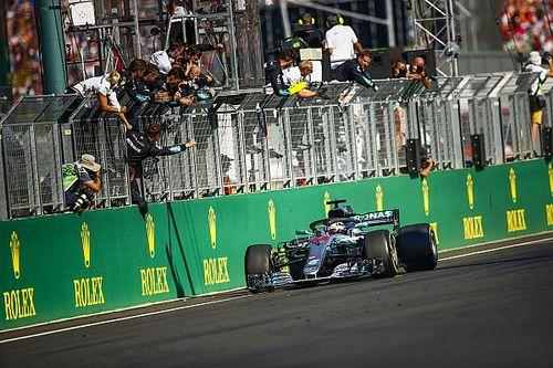 Mercedes, campeón del mundo de constructores en Interlagos si...