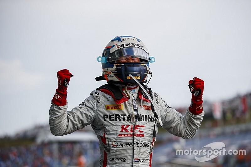 Van der Garde vindt dat De Vries kans in Formule 1 verdient