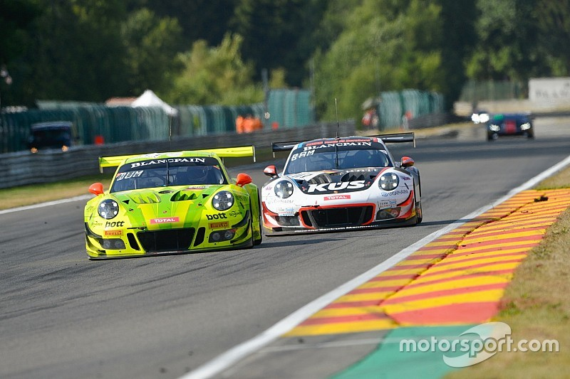 Porsche expands Blancpain, IGTC programmes for 2019