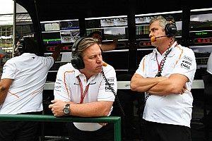 Руководители McLaren взяли на себя вину за проблемы Алонсо на Indy 500