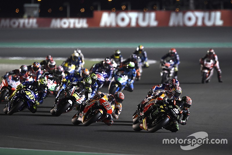 Dorna-Boss bestätigt: Frühere MotoGP-Startzeit in Katar wird evaluiert