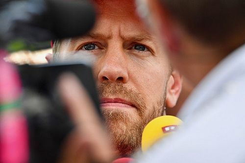 """Vettel: """"Questa Ferrari ha margini di sviluppo, non abbiamo estratto l'intero potenziale"""""""