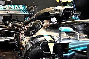 В Mercedes назвали главные отличия нового мотора от прошлогоднего