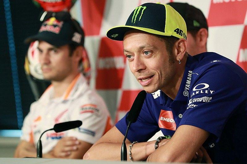 """Rossi: """"No estamos demasiado lejos, pero tampoco cerca como para ganar"""""""
