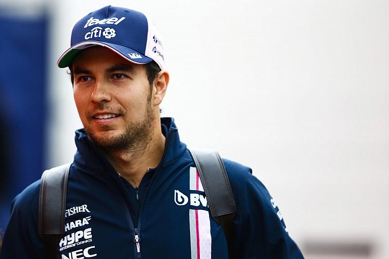 Pérez contraria Force India e diz que Renault é alcançável