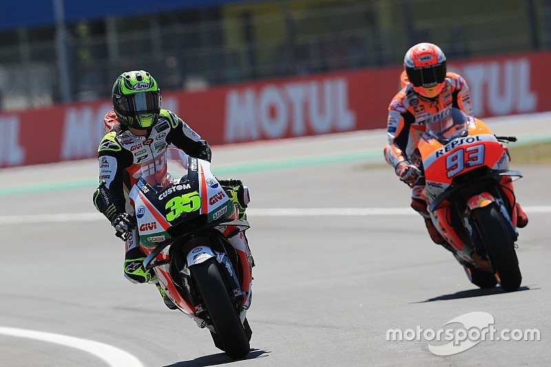 Crutchlow's Honda factory contract extended