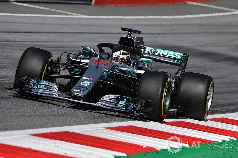 Mercedes justifica su estrategia en Austria