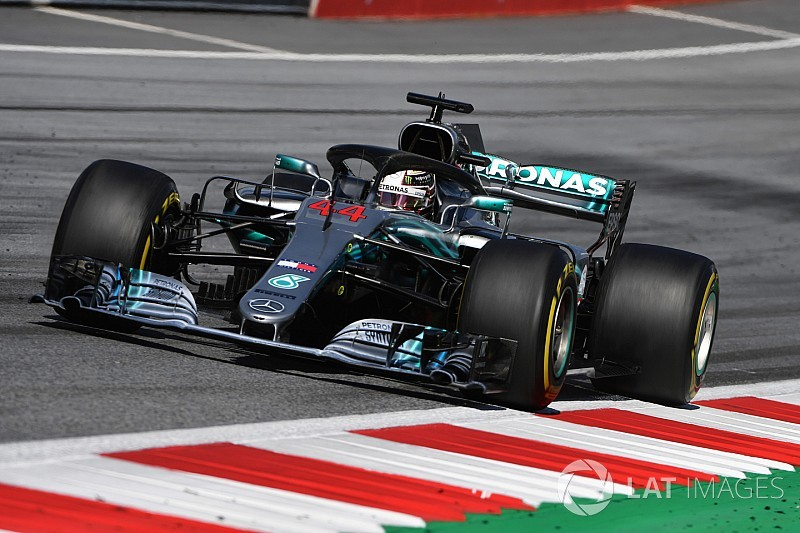 Mercedes backs strategist Vowles after Austrian GP mistake