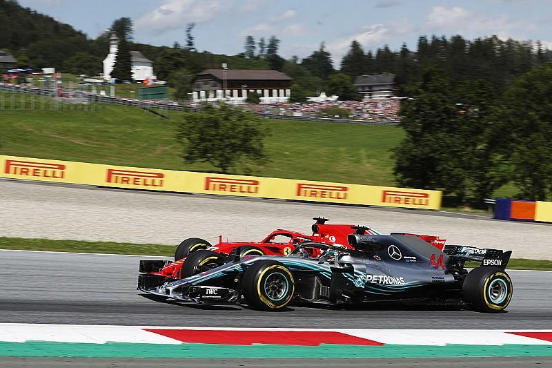 Vettel egészen kiváló előzése Hamilton ellen az Osztrák Nagydíjról (videó)