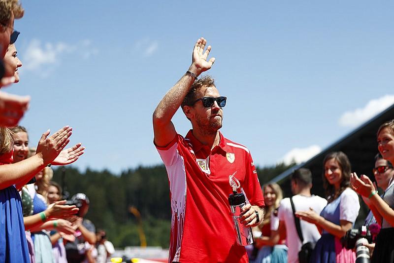 TABELA: Após ser 3º, Vettel reassume liderança do campeonato