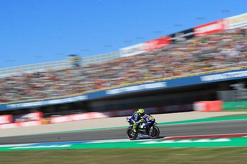 Rossi: Nem volt okos döntés Dovizioso manővere