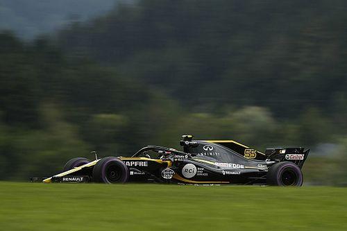 El nuevo MGU-K de Renault favorece más a Hulkenberg que a Sainz