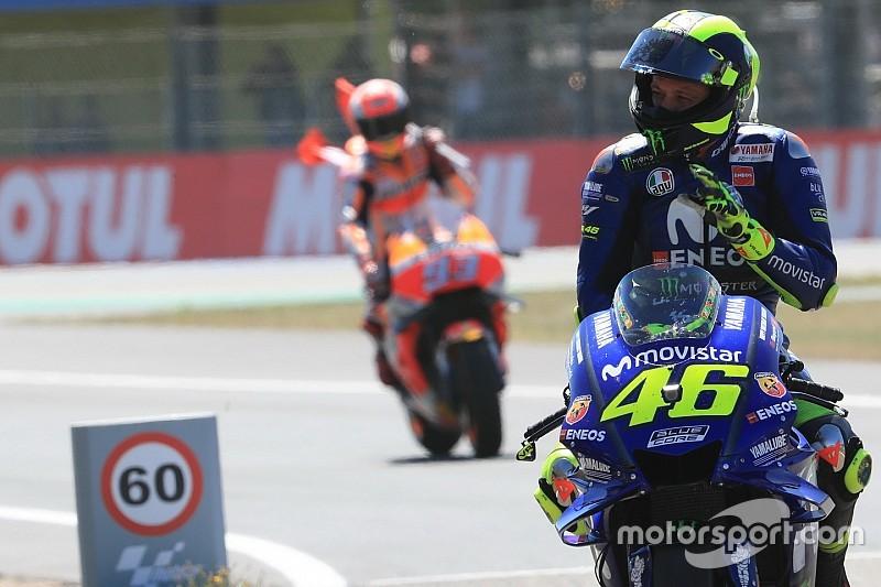 Gelar juara sulit diraih, Rossi incar posisi runner-up