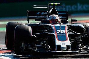 """Steiner sur la course de Magnussen à Mexico: """"10/10!"""""""